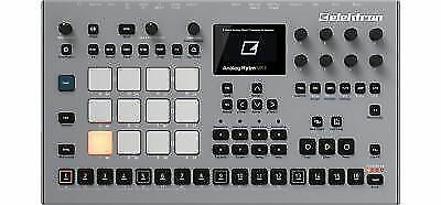 Elektron Analog Rytm MKII Sequencer Drum Machine Superego Plus Synth