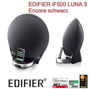Design-iPod-iPhone-docking-station-per-Edifier-Luna-5-radiotuner-DISPLAY-LCD-AUX