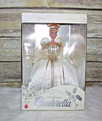 Limited Edition Winter Dreams Cinderella Barbie 1997 | eBay