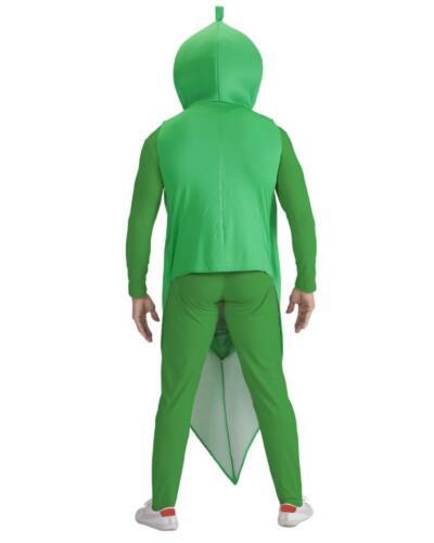 Costume Carnevale Pisello Verde PS 26318 Travestimento Unisex