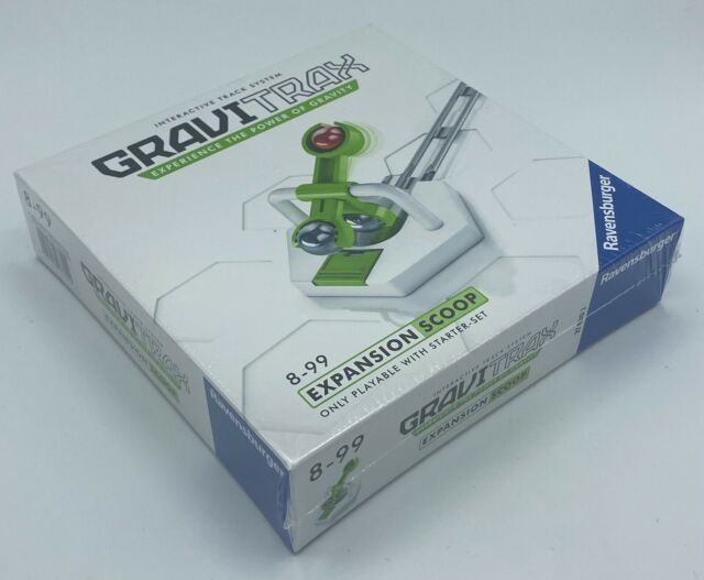 Gravitrax 8-99 Expansion Scoop by Ravensburger