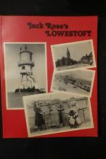 Jack Rose's Lowestoft First Edition 1981 Inscribed/Signed by author Paperback