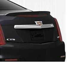 Cadillac Cts Sedan 2014 2015 2016 2017 2018 Rear Spoiler Kit Gm