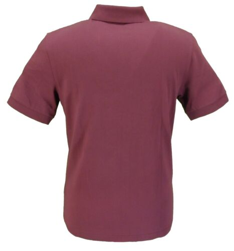 Goldhawk London Shirt Merc Burgundy Polo 1nF4Fpq