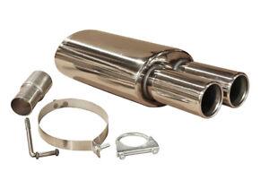 Rendimiento-de-doble-punta-de-acero-inoxidable-caja-posterior-de-Escape-Silenciador-Deportivo-LMO012
