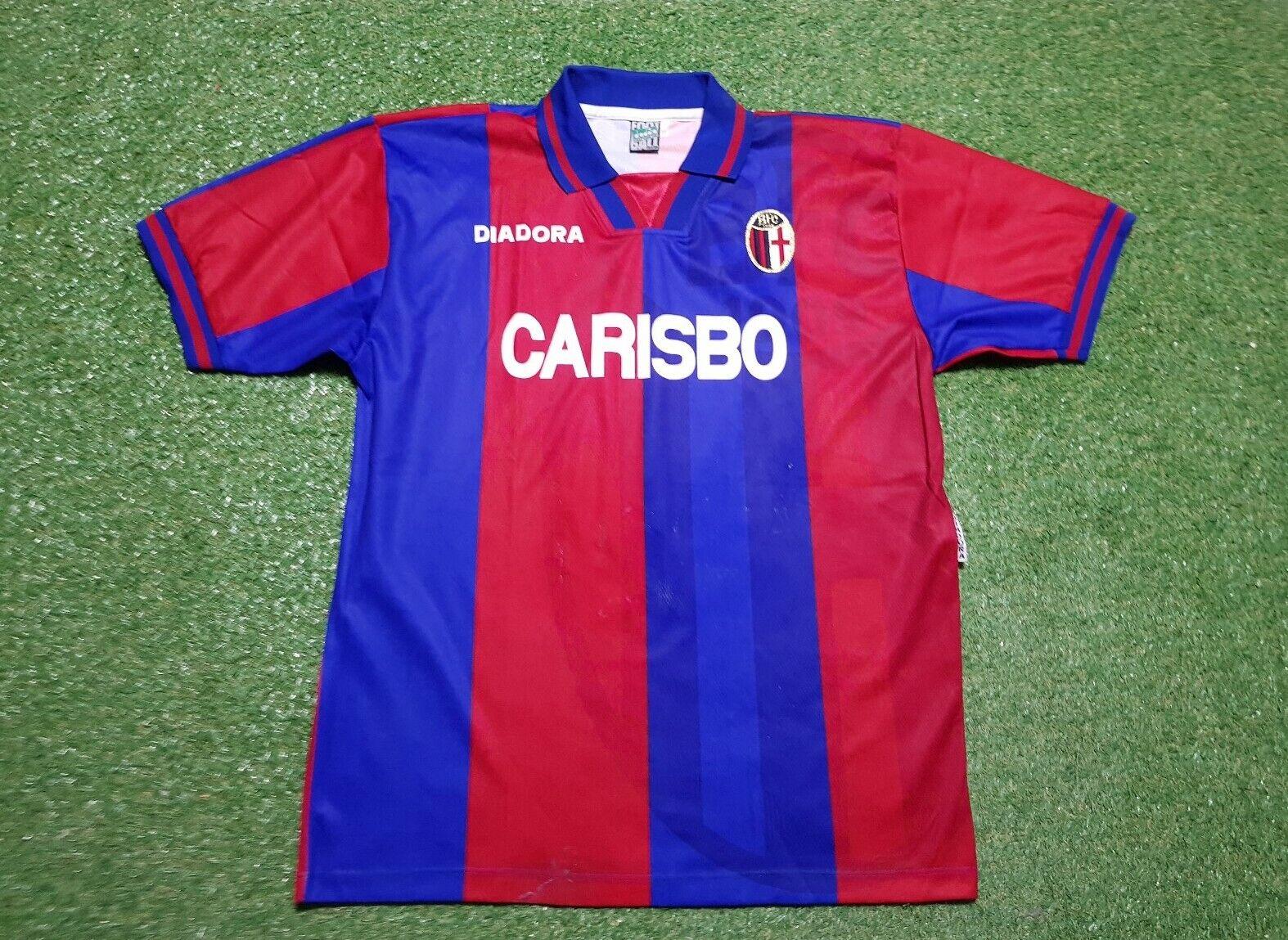 FC Bologna Maglia XXL 1996 1996 1996 1997 Diadora Calcio Shirt 9697 Jersey autoisbo c53
