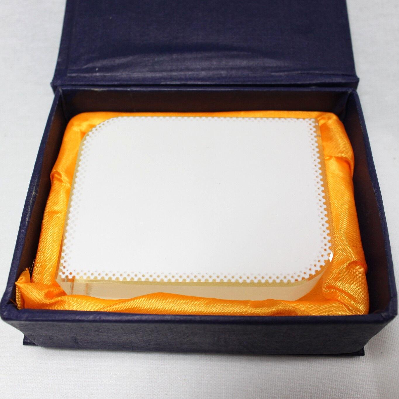 Sublimation Cristaux - Différent Types & Tailles Tailles & - avec Luxe Boîtes Cadeaux cf6b85
