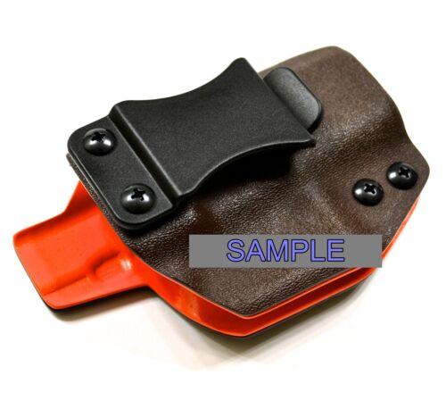 "FOMI Kydex Belt Holster Quick Clip 2 or 10-PACK 1.5/""//1.75/"" w// Hardware DIY USA"
