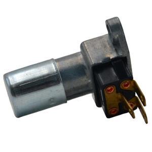 Metal Car Vehicle Headlight High/Low Beam Light Dimmer Switch Floor-Mounted