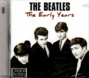 CD-THE-BEATLES-The-early-years