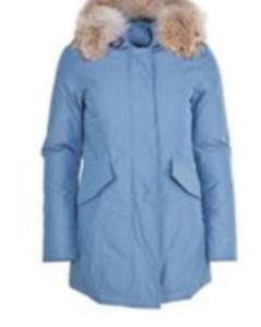 cheap for discount a63f5 01695 Details zu WOOLRICH ❤️ Arctic Parka mit Pelz * blau * Gr. M