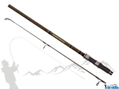 Carbon Camo karpfenrute 3,60m 12ft 2 pièces 3lbs 120g Carp rod carpes Angel perche