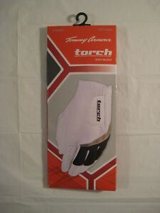 New-Tommy-Armour-Torch-Golf-Glove-Left-Hand-Small-S-Cadet-Synthetic-Leather-Grip