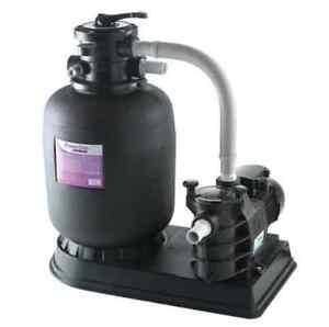 Pompa filtro a sabbia monoblocco powerline 14 mc h filtrazione piscina hayward ebay - Filtro a sabbia piscina ...