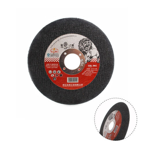 5Pcs 5 Inch Resin Cutting Wheel Grinding Disc Blade 22mm Bore For Angle Grinder