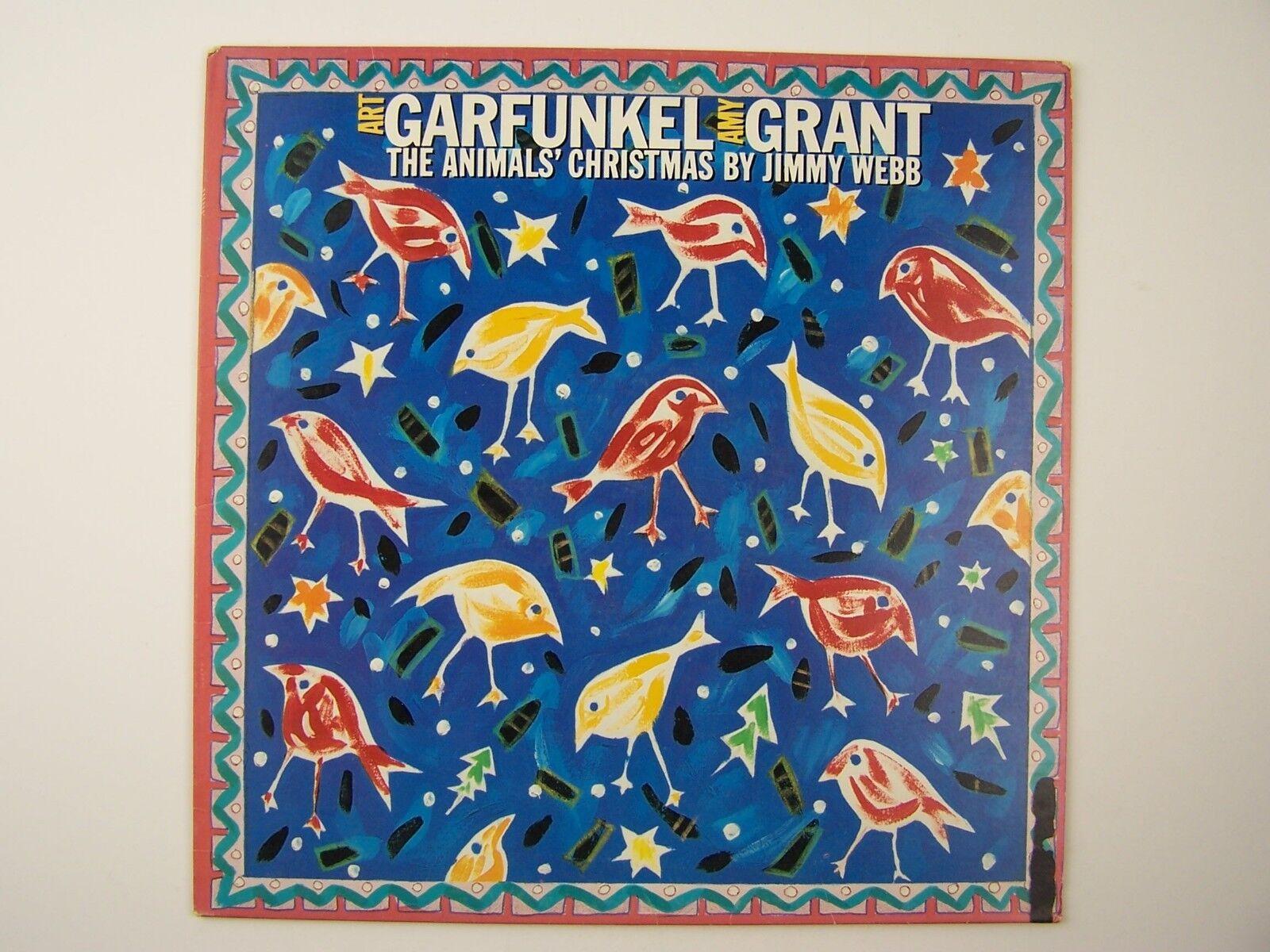 Art Garfunkel / Amy Grant - The Animals Christmas Vinyl