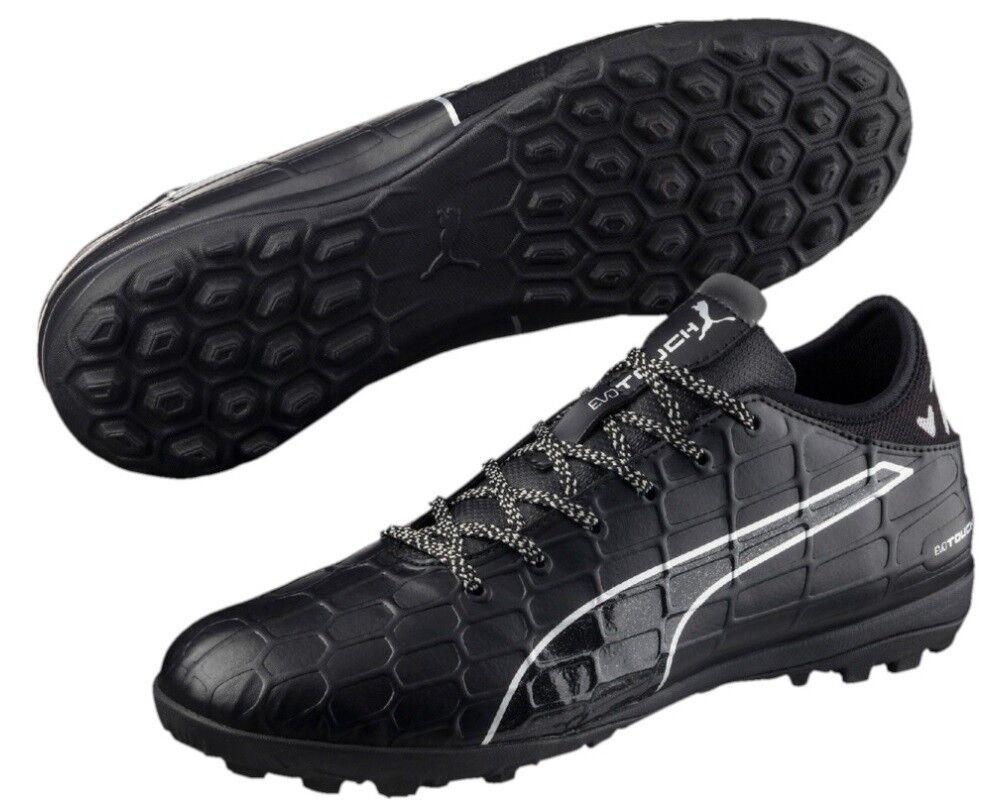 Puma evoTOUCH 3 TT 103754 Schwarz 03 Turf Fussballschuhe Gr.42,5 Fussball Schuhe