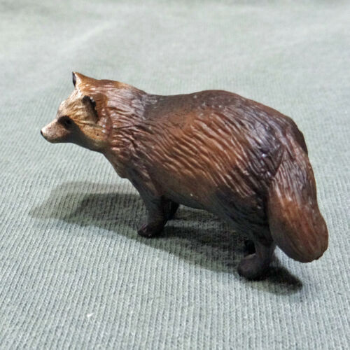 Raccoon Dog Miniatureplanet Figure; Tanuki