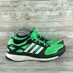 Adidas-Energy-Boost-ESM-Mens-Size-11-5-Green-Athletic-Training-Running-Shoes