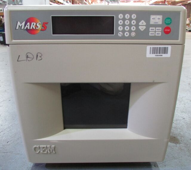 Cem Mars 5 Digestion System Microwave