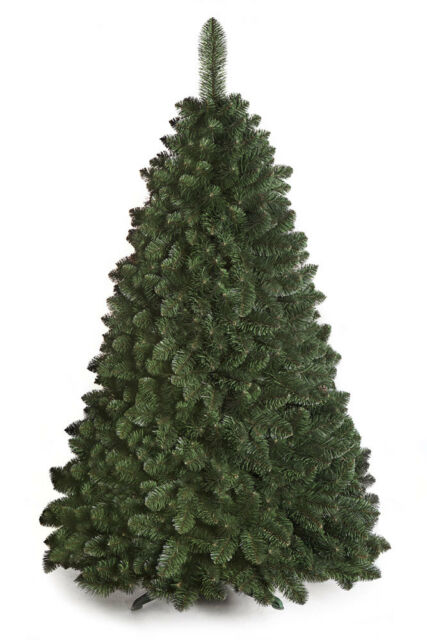 Half Christmas Tree.Christmas Tree Luxury Traditional Green Forest 3 Sizes Natural Pine