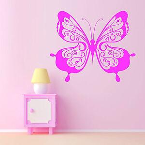 Mariposa-Vinilo-Adhesivo-mural-decoracion-de-Habitacion-Decoracion-Hogar