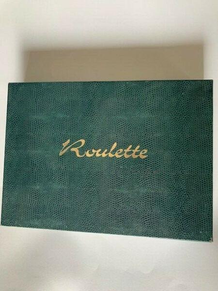 Aggressiv Roulette Spiel Aus Den 50er Jahren