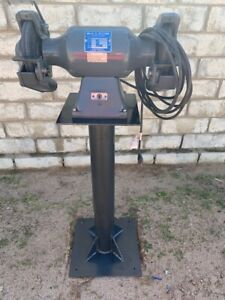 Enjoyable Details About Used 8 Baldor Grinder 8107W With Heavy Duty Stand 3 4 Hp 3600 Rpm Ibusinesslaw Wood Chair Design Ideas Ibusinesslaworg