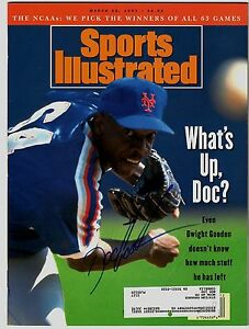 Doc-Gooden-Signed-Sports-Illustrated-March-22nd-1993-JSA-W512745