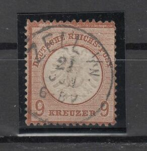 X4541-GERMANY-REICH-MI-27-USED-CV-530