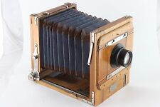 FKD 13x18 Russian Wooden Camera Industar 51