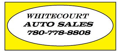 Whitecourt Auto Sales