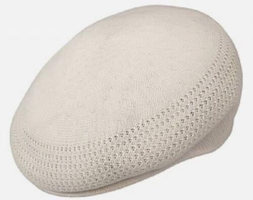KANGOL Hat 504 Tropic Ventair Summer Flat Cap 0290BC Various colours /& Sizes
