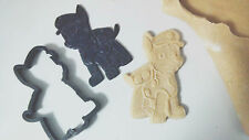 Paw Patrol Cookie Cutter Chase Mold Patrulla Canina Molde Galletas Toy Fondant