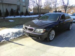 2008 bmw 750 i -- premium pkg
