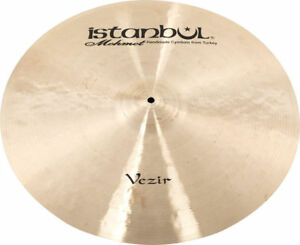 Istanbul-Mehmet-Cymbals-20-034-Vezir-Jazz-Ride-Sizzle-Rivets-Cymbals-RVJ-SZ20