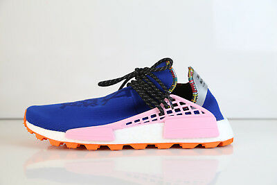 Adidas Pharrell Williams Human Race Hu NMD Bleu Solar Inspiration EE7579 8 11 | eBay