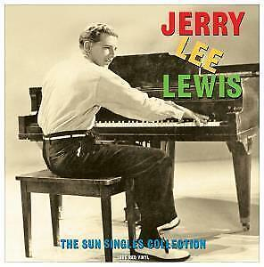 JERRY-LEE-LEWIS-Sun-Singles-Collection-LP-VINYL-Europe-Not-Now-2016-16-Track-180