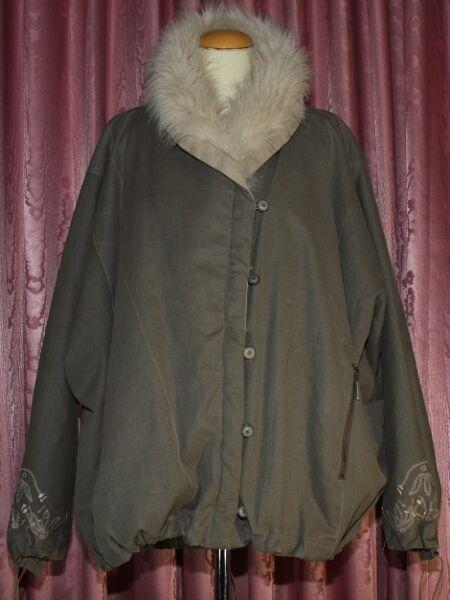 Carla Carla Carla du Nord desde Dinamarca chaqueta ♥ ♥ talla L ♥  top  ♥ algodón ♥ forradas ♥ 66e114