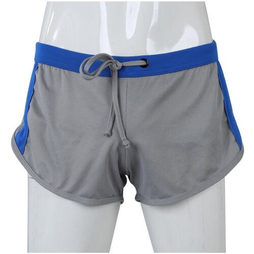 Grau XL Z9X2 F5L3 WANGJIANG Herren Boxershorts Kurze Sport Shorts