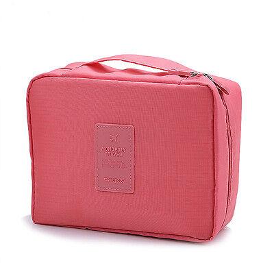 Fashion Makeup Bag Travel Toiletry Beauty Case Organizer Holder Women Handbags