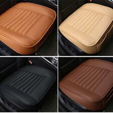 PU Leather Super Luxury Car Seat Protector Mat Cover Pad Breathable Cushion Auto