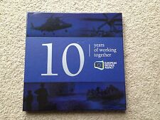 10 Years of working together. European Defence Agency. Brand new in Box.