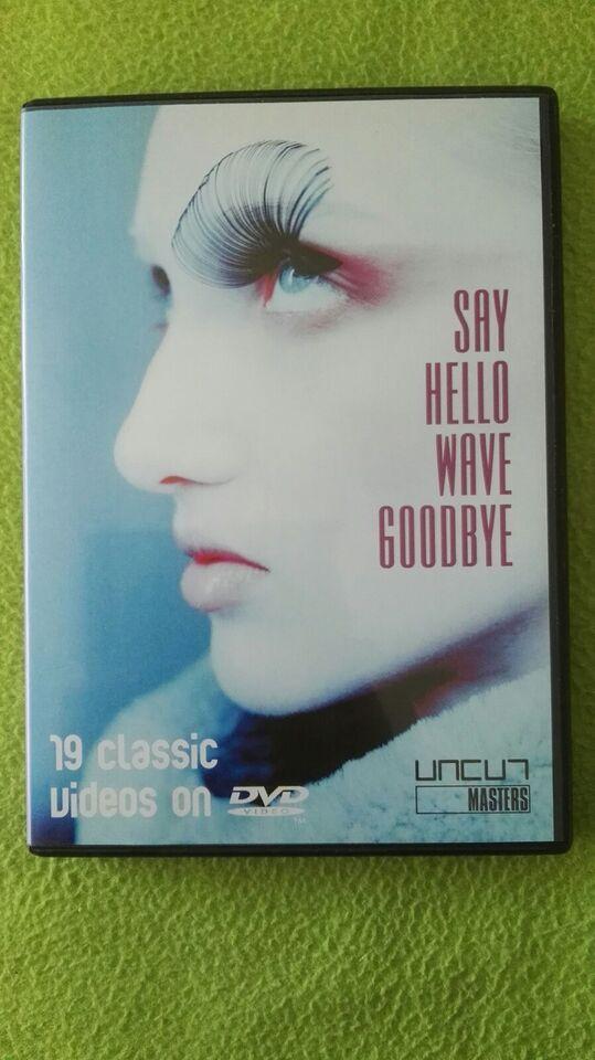 Say Hello, Wave Goodbye, DVD