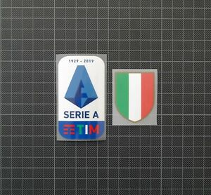 Serie A Patch 2019 2020 Scudetto Italia Sleeve Patches Badges Juventus Ebay