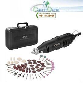 Minidrill-Utensile-rotativo-Mini-trapano-135W-accessori-valigetta-Skil-1116
