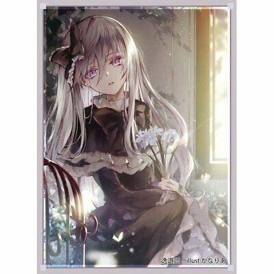 Yu-Gi-Oh C96 Ghost Belle /& Haunted Mansion doujin Card Sleeve Protector