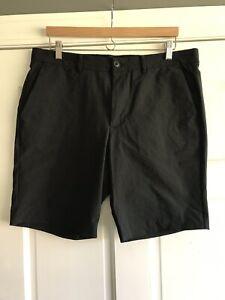 GapFit-Perform-Black-Shorts-Mens-Size-34