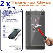 [2 Pack] For Sony Xperia XA Ultra 6.0-inch HD Tempered Glass Screen Protector