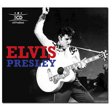 """ELVIS PRESLEY """"ALL THE BEST"""" RARE BOX 3 CD LIMITED ITALY ONLY - SEALED"""